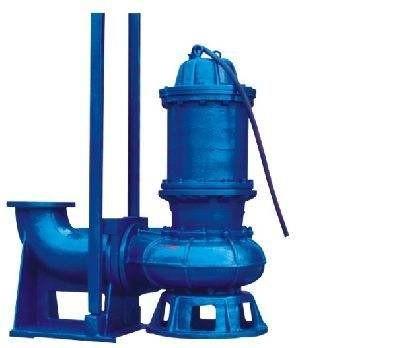 QW型无堵塞管道排污泵